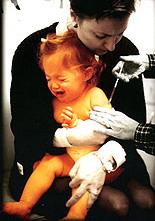 Безжальна імунізація або правда про щеплення